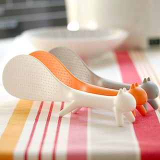 Hera's Place - Squirrel Rice Serving Spoon
