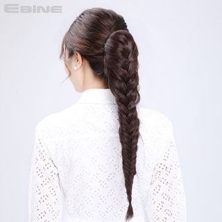 Japanese Salon Wigs - Ponytail - Straight