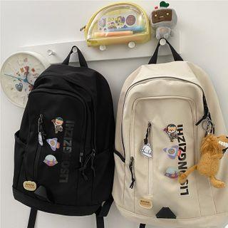 Anchara - Lettering Backpack