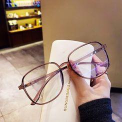 MOL Girl - Square Frame Eyeglasses