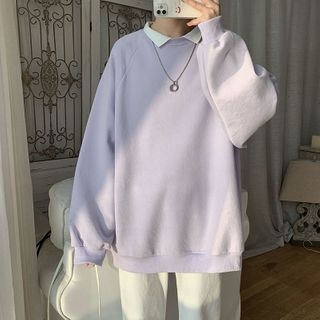 Freehop - Collar Sweatshirt