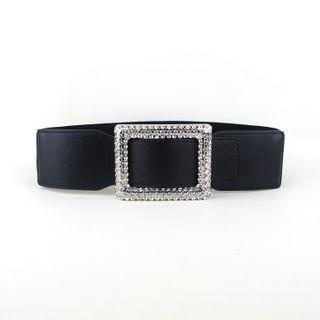 Goldenrod - Embellished Elastic Belt