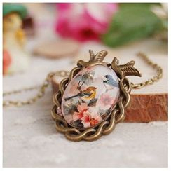 Nisen - Bird Pendant Necklace