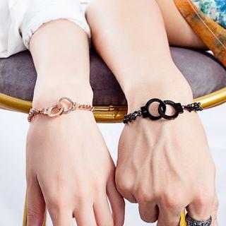 Tenri - Couple Matching Hand Cuff Bracelet