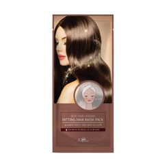 Pretty skin - Silk Hair Argan Hitting Hair Mask Pack