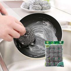 SunShine - Stainless Steel Pot Scourer