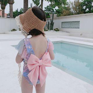 Hipper - Kids Iridescent Swimsuit Set