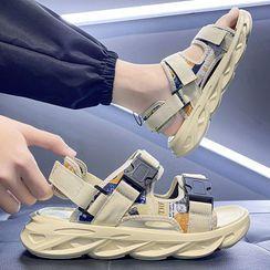 JACIN - Platform Sandals