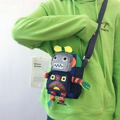 Intimo - Kids Robot Crossbody Bag