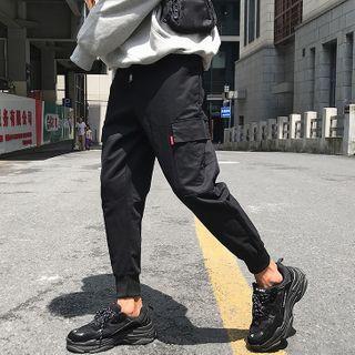GRAYCIOUS - Tapered Sweatpants