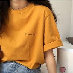 OCTALE - Print Short-Sleeve T-Shirt