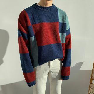 MRCYC - Plaid Sweater