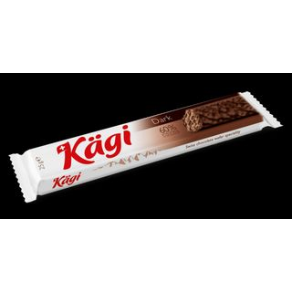 Three O'Clock - KÄGI Swiss 60% Dark Chocolate Wafer 25g