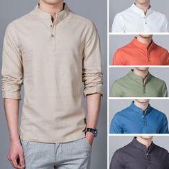 Andrei - Linen Shirt