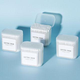 Yulu - Disposable Dual Head Cotton Swab