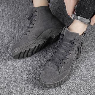 Lion Tips - Platform Short Boots