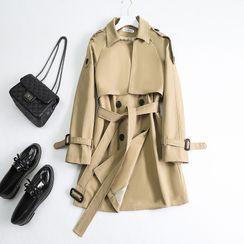 Luminato - Double Breasted Trench Coat