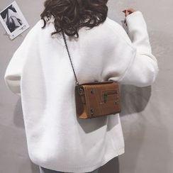 Beebird - Faux Leather Crossbody Bag