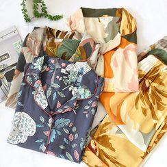 Dogini - Printed Pajama Set