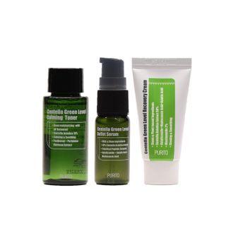 PURITO - Centella Green Level Trial Kit