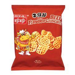 JACK'n JILL - Beef Flavoured Crunchies Potato Chips 38g