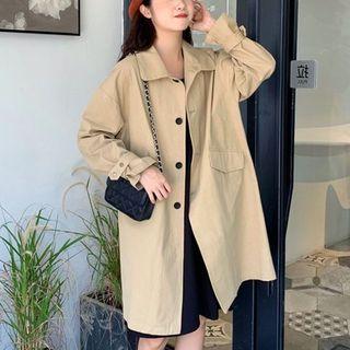Shalala - Single-Breasted Trench Coat