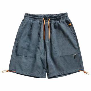 Macho - Drawstring Shorts