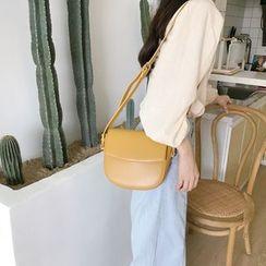 Masen - Saddle Crossbody Bag