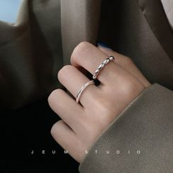 Panstyle - 925 Sterling Silver Ring