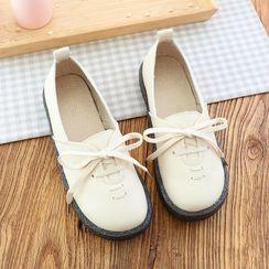 Daminsky - 厚底繫帶輕便鞋