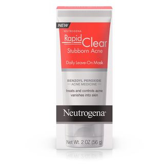 Neutrogena - Rapid Clear Stubborn Acne Daily Leave-On Mask