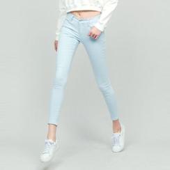 chuu - 超窄身-5kg牛仔裤