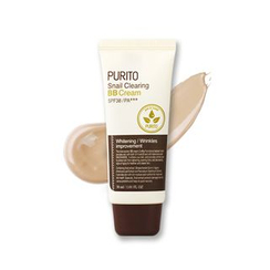 PURITO - Snail Clearing BB Cream SPF38 PA+++ #27 Sand Beige 30ml