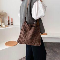 Anadelta - Knit Crossbody Bag