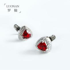 Luonan - Gemstone Cufflinks