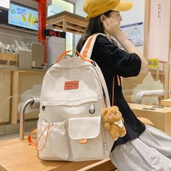 ZOOBAGS - Drawstring Nylon Backpack