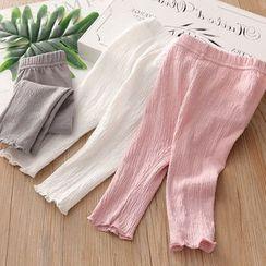Seashells Kids - Kids Crinkled Pants