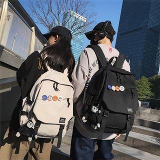 Carryme - Plain Canvas Backpack