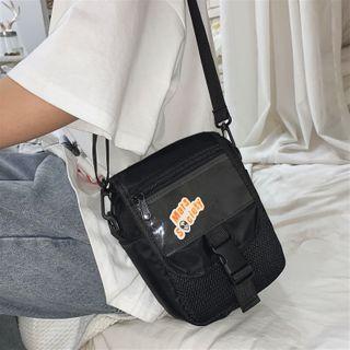SUNMAN(サンマン) - Buckled Crossbody Bag
