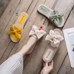JIP - Bow Slide Sandals