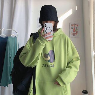 Espora - 情侣印花连帽衫