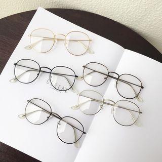 Aisyi - Round Frame Glasses