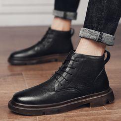 MARTUCCI - 繫帶短靴