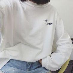Chogen - Lettering Pullover