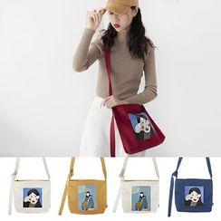 Yeyu Studio - 印花帆布手提袋