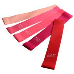 Pedigree - Set of 5: Resistance Band