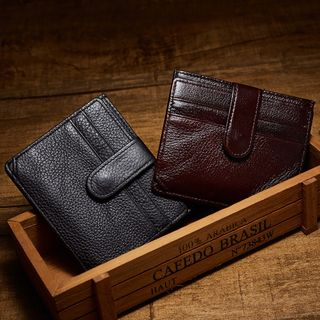 Dionysus - Genuine Leather Card Holder
