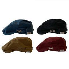 Heloi - 纯色平帽