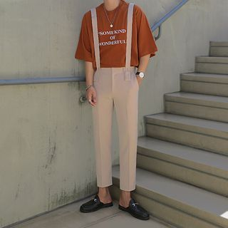 MRCYC - Suspender Dress Pants