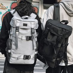 SUNMAN - 飾扣背包